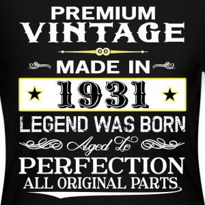 PREMIUM VINTAGE 1931 Long Sleeve Shirts - Women's Long Sleeve Jersey T-Shirt