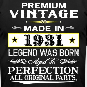 PREMIUM VINTAGE 1931 T-Shirts - Men's T-Shirt by American Apparel