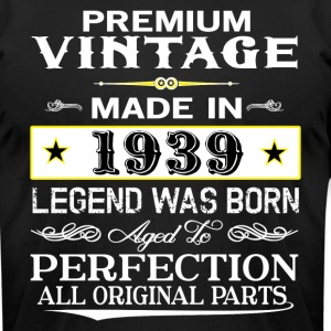 PREMIUM VINTAGE 1939 T-Shirts - Men's T-Shirt by American Apparel
