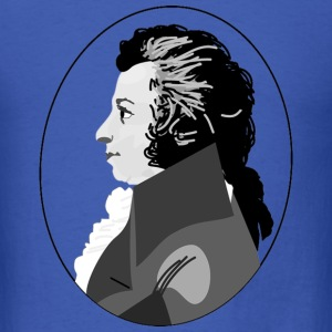 Mozart - Men's T-Shirt