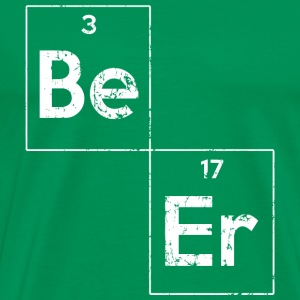 Beer Elements St Patrick's Day - Men's Premium T-Shirt