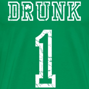 St Patrick's Day Drunk #1  - Men's Premium T-Shirt