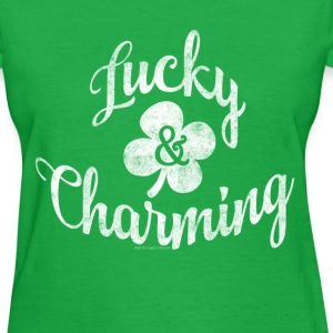 Lucky and Charming Women's T-Shirts - Women's T-Shirt