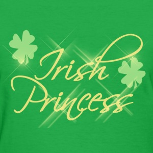 Irish Princess Pretty Women's Shirt - Women's T-Shirt