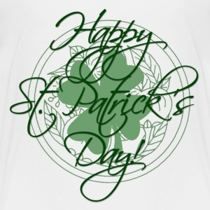 Happy St. Patrick's Day T-Shirt - Kids' Premium T-Shirt