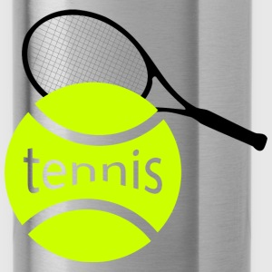 Tennis Mugs & Drinkware - Water Bottle