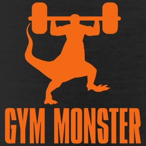 Funny Gym Monster Bottoms - Leggings