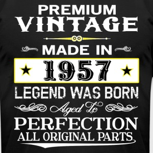 PREMIUM VINTAGE 1957 T-Shirts - Men's T-Shirt by American Apparel