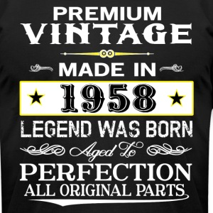 PREMIUM VINTAGE 1958 T-Shirts - Men's T-Shirt by American Apparel