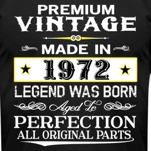 PREMIUM VINTAGE 1972 T-Shirts - Men's T-Shirt by American Apparel