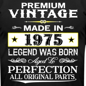 PREMIUM VINTAGE 1975 T-Shirts - Men's T-Shirt by American Apparel