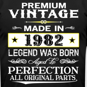 PREMIUM VINTAGE 1982 T-Shirts - Men's T-Shirt by American Apparel