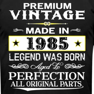 PREMIUM VINTAGE 1985 T-Shirts - Men's T-Shirt by American Apparel