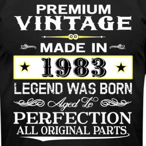 PREMIUM VINTAGE 1983 T-Shirts - Men's T-Shirt by American Apparel