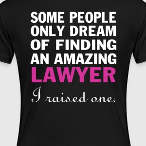 LAWYER'S MOM - Women's Premium T-Shirt