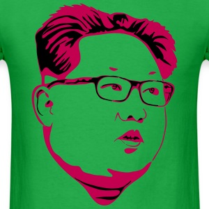 Kim Jong un - Men's T-Shirt