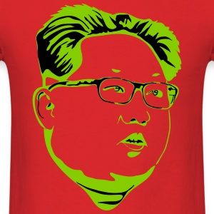 Kim Jong un. - Men's T-Shirt