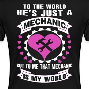 Love Mechanic - Women's Premium T-Shirt