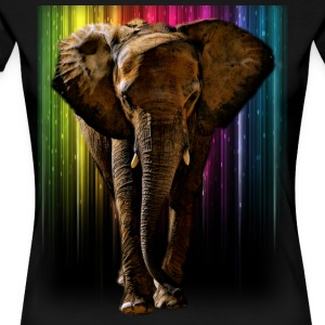 Women Tshirt - The Elephant - Women's Premium T-Shirt