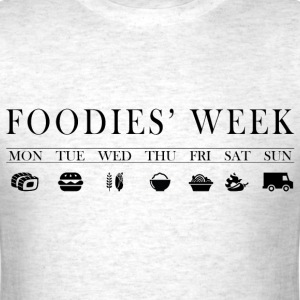 Foodies' Week T-Shirts - Men's T-Shirt