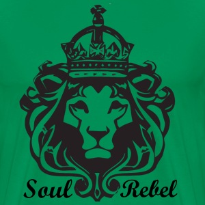Soul Rebel Tee - Men's Premium T-Shirt
