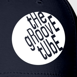 The Groove Tube cotton twill baseball cap Navy - Baseball Cap