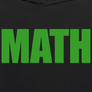 Geeks Love Math Nerds Sweatshirts - Kids' Hoodie