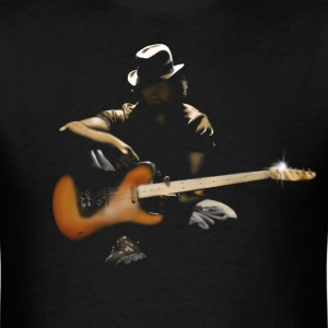 Guitarist T-Shirts - Men's T-Shirt