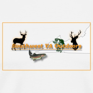 Southwest VA Outdoors - Men's Premium T-Shirt