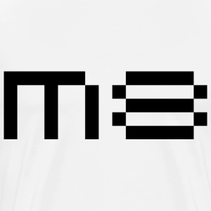 M8 Pixel - Men's Premium T-Shirt