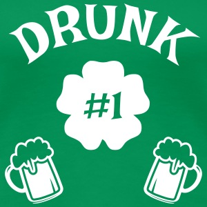 Drunk #1 - Women's Premium T-Shirt
