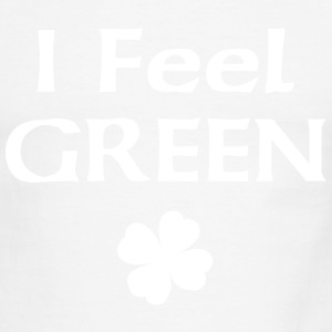 I Feel Green - Men's Ringer T-Shirt
