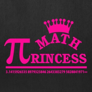 Math Princess - Tote Bag