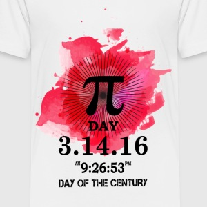 The PI Day Of The Century Baby & Toddler Shirts - Toddler Premium T-Shirt