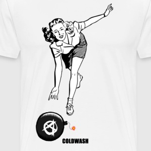 BOWLING BOMBS - Men's Premium T-Shirt