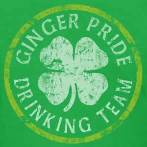 Ginger Pride Drinking Team St Patrick's Day Women's T-Shirts - Women's T-Shirt