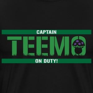Teemo (League of Legends) - Men's Premium T-Shirt