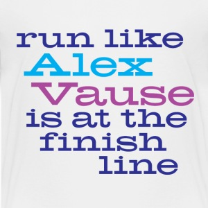 An Alex Vause Finish - Kids' Premium T-Shirt