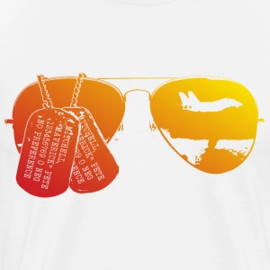 Aviators  - Men's Premium T-Shirt