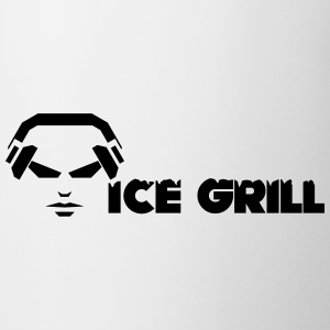 Ice Grill Logo - Coffee/Tea Mug