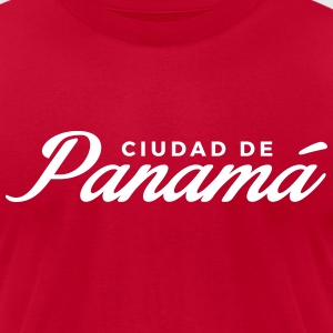 Panama City T-Shirts - Men's T-Shirt by American Apparel