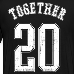 Together 20 T-Shirts - Men's Premium T-Shirt