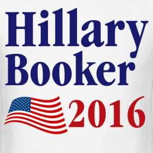 Hillary Booker 2016 T-Shirts - Men's T-Shirt