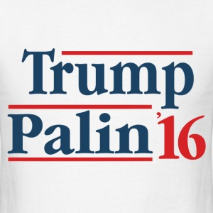 Trump Palin 2016 T-Shirts - Men's T-Shirt
