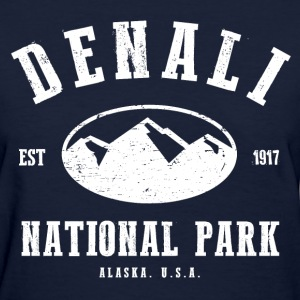 Denali National Park Women's T-Shirts - Women's T-Shirt
