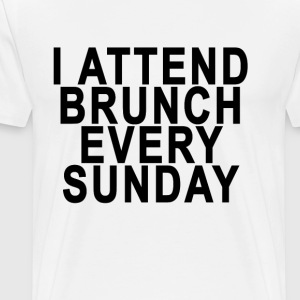 sunday_brunch - Men's Premium T-Shirt