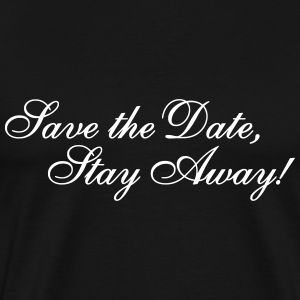 Save the Date T-Shirts - Men's Premium T-Shirt