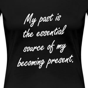 Past/Present - Women's Premium T-Shirt