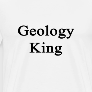 geology_king T-Shirts - Men's Premium T-Shirt