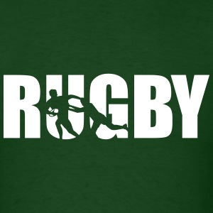 Rugby T-Shirts - Men's T-Shirt